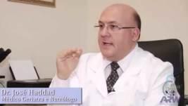 Dr. José Haddad – Médico Geriatra Nutrólogo