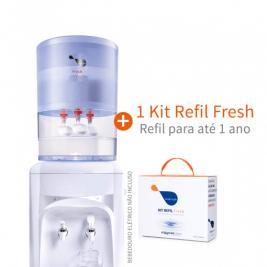 Combo Habitah Fresh 10L + 1 Kit Refil Fresh